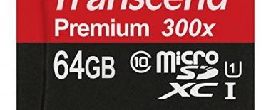 【201F】内蔵ストレージだと心許なかったのでmicroSDHCカードで約100GBにした