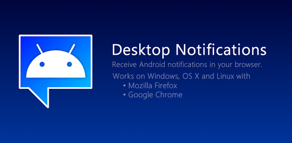 Desktop Notifications