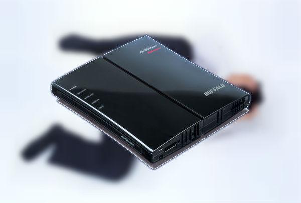 WHR-G301N 無線LANルーター Wi-Fi