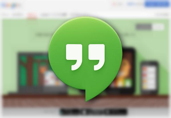 Google ハングアウト Hangout