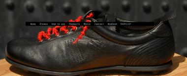 結ばないのに足に超フィットする靴ひも「Xtenex(エクステネクス)」はスポーツ用シューズにいいぞ!
