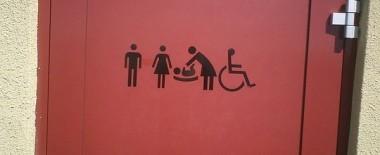 トイレで鍵かけてるのにドアノブをガチャガチャするのをやめて欲しい件…を先に書かれてた!