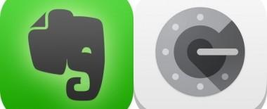 EvernoteがiPhoneのGoogle認証システムアプリで2段階認証できない場合の対処方法