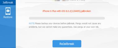 iPhone6 PlusのiOS8を脱獄したら快適さが段違い!方法を説明します