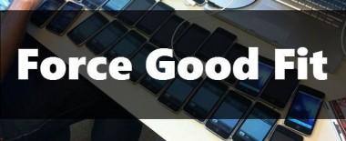 【iPhone脱獄】ForceGoodFitはiPhone6や6 Plusの高解像度に強制的に最適化するアプリ!これで高性能らくらくフォンなんて言わせない!