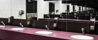 トイレのジェットタオル(ハンドドライヤー)に一秒しか手を入れない人なんなの?おまじない?