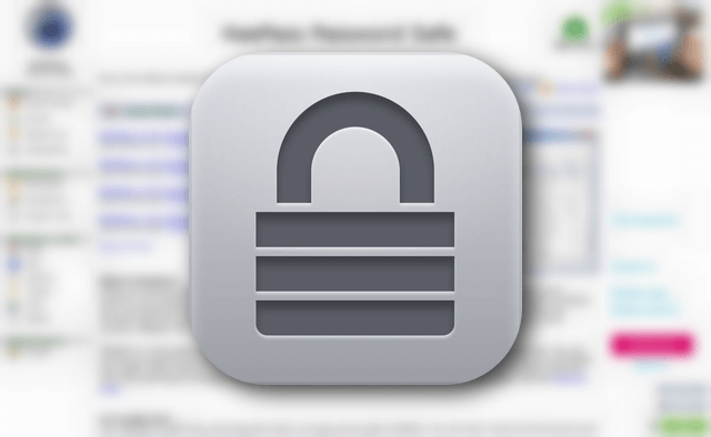 iPhone MiniKeePass