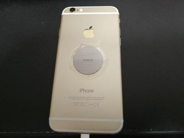 iPhone6 メタルシート