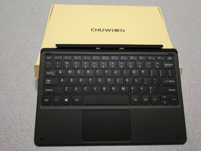 Chuwi SurBook mini 純正キーボード