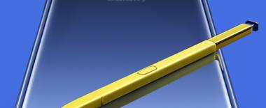 Galaxy Note9を購入したのでレビュー!Sペンの書き心地は秀逸。どんな用途でも全く不足なしの良機種